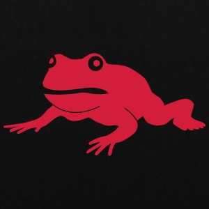 grumpy frog Bags & Backpacks - Tote Bag