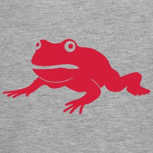grumpy frog Long Sleeve Shirts - Teenagers' Premium Longsleeve Shirt