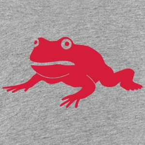 grumpy frog Shirts - Teenage Premium T-Shirt