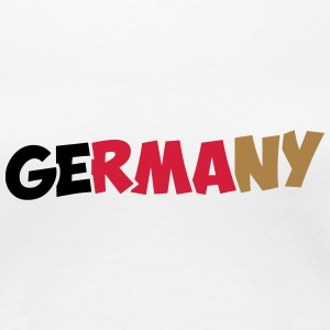 Germnay - Frauen Premium T-Shirt