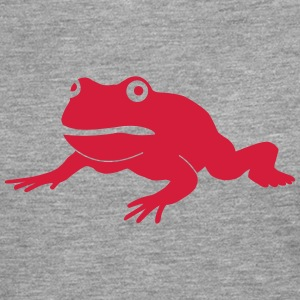 grumpy frog Long sleeve shirts - Men's Premium Longsleeve Shirt