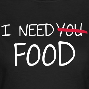 Food T-shirts - Vrouwen T-shirt