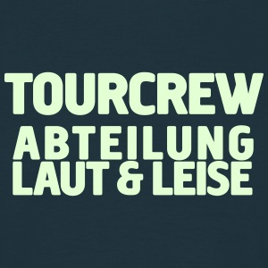Tourcrew Sound - Männer T-Shirt