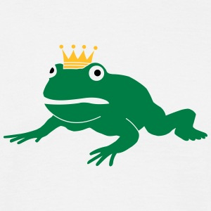 grumpy frog prince Tee shirts - T-shirt Homme