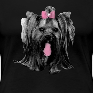 dog T-Shirts - Women's Premium T-Shirt