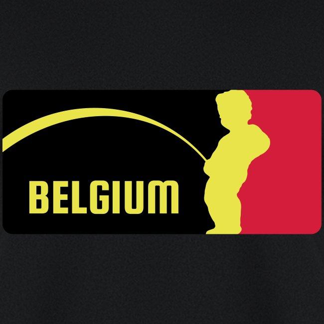 Mannekke Pis, Belgium EK16 Rode duivels