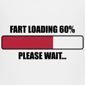 Fart Loading Skjorter - Premium T-skjorte for barn