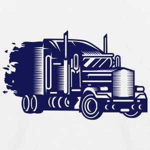 Truck Shirts - Kids' Baseball T-Shirt