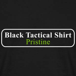 black_tactical_shirt T-Shirts - Männer T-Shirt