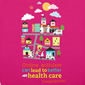 Health care Bags & Backpacks - EarthPositive Tote Bag
