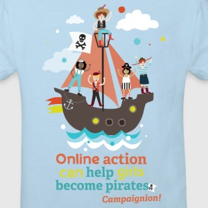 Pirates Shirts - Kids' Organic T-shirt