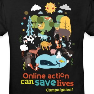 Save Animals Shirts - Kids' Organic T-shirt