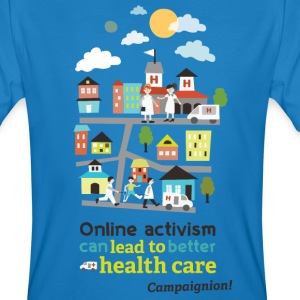 Health care light T-Shirts - Men's Organic T-shirt