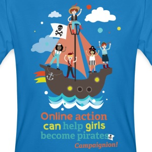 Pirates T-Shirts - Men's Organic T-shirt