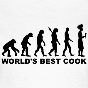 World's best cook T-Shirts - Frauen T-Shirt