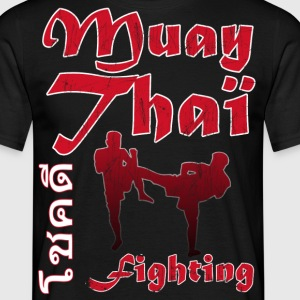 muay thai boxing mma 6.png Tee shirts - T-shirt Homme