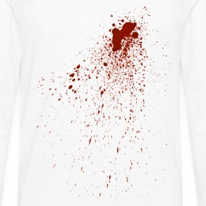 Blood Long sleeve shirts - Men's Premium Longsleeve Shirt