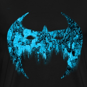 Nightwing Dark Mask T-Shirts - Men's Premium T-Shirt