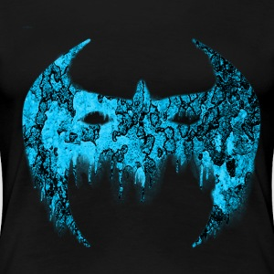Nightwing Dark Mask T-Shirts - Women's Premium T-Shirt