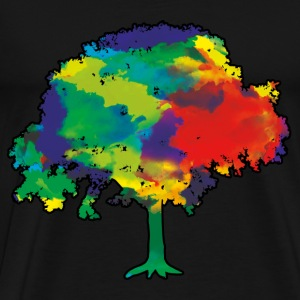 Tree of Life and Colour T-Shirts - Men's Premium T-Shirt