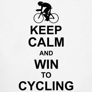 keep_calm_and_win_to_cycling Hoodies - Longlseeve Baby Bodysuit