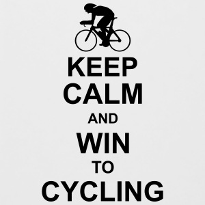keep_calm_and_win_to_cycling Kopper & flasker - Ølseidel