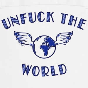 unfuck the world Fartuchy - Fartuch kuchenny