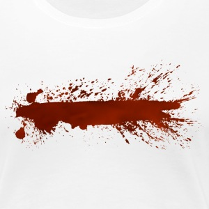 Blood T-Shirts - Women's Premium T-Shirt