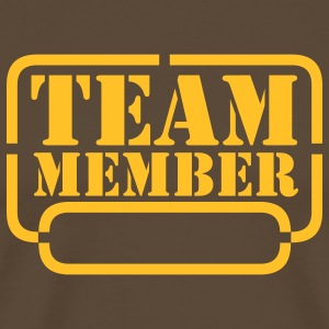 name your team member T-Shirts - Men's Premium T-Shirt