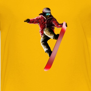 snowboarding Shirts - Teenager Premium T-shirt