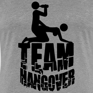 Team Hangover Sex Party T-Shirts - Women's Premium T-Shirt