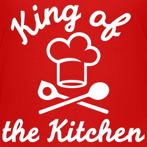 King of the kitchen T-Shirts - Kinder Premium T-Shirt