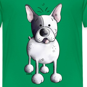 Funny French Bulldog - Dog - Dogs Shirts - Kids' Premium T-Shirt