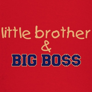 Little Brother & Big Boss Langarmshirts - Baby Langarmshirt