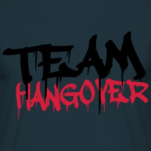 Cool Team Hangover Graffiti T-Shirts - Men's T-Shirt