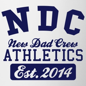 New Dad Crew Athletics 2014 Botellas y tazas - Taza