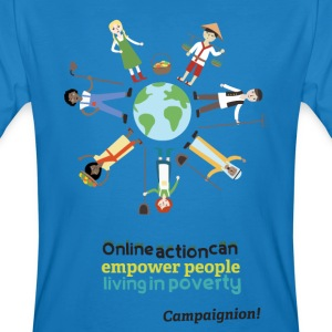 Empowerment Light T-Shirts - Men's Organic T-shirt