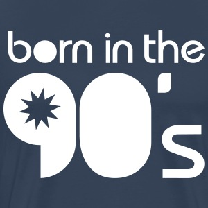born in the 90´s T-Shirts - Men's Premium T-Shirt