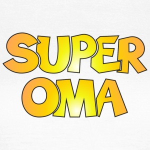 Super Oma Grossmutter Baby T-Shirts - Frauen T-Shirt