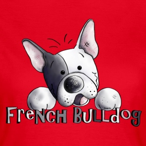 Funny French Bulldog - Dog - Dogs T-Shirts - Women's T-Shirt