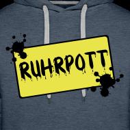 Motiv ~ Ortsschild Ruhrpott Pullover