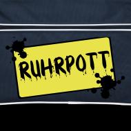 Motiv ~ Ortsschild Ruhrpott Tasche