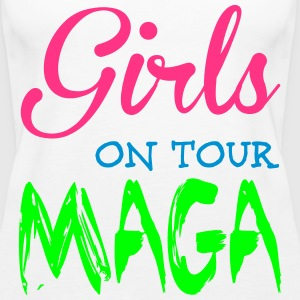 Maga Tops - Frauen Premium Tank Top