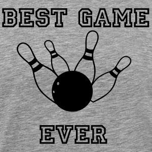 Best game ever - Männer Premium T-Shirt