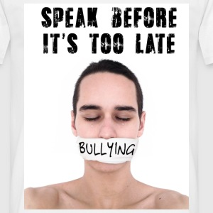 Anti-Bullying T-Shirts - Men's T-Shirt