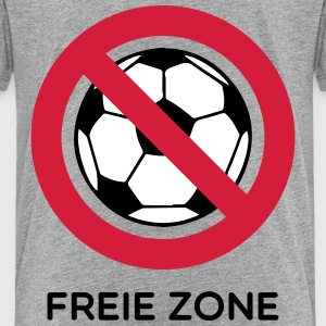 Anti Fussball T-Shirts - Teenager Premium T-Shirt