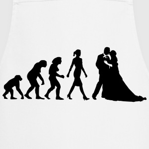 evolution_of_woman_wedding_a_1c Schürzen - Kochschürze