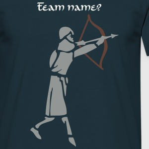 Archer Medieval Icon patjila design T-Shirts - Men's T-Shirt