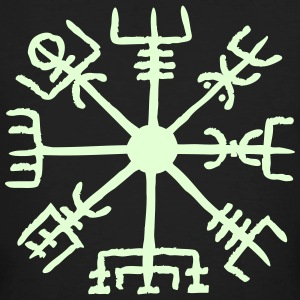 Vegvisir, Magic, Runes,  Protection & Navigation T-Shirts - Men's Organic T-shirt