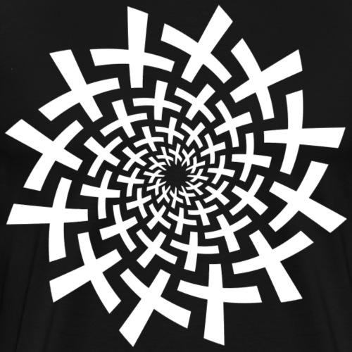 White Wormhole Mandala